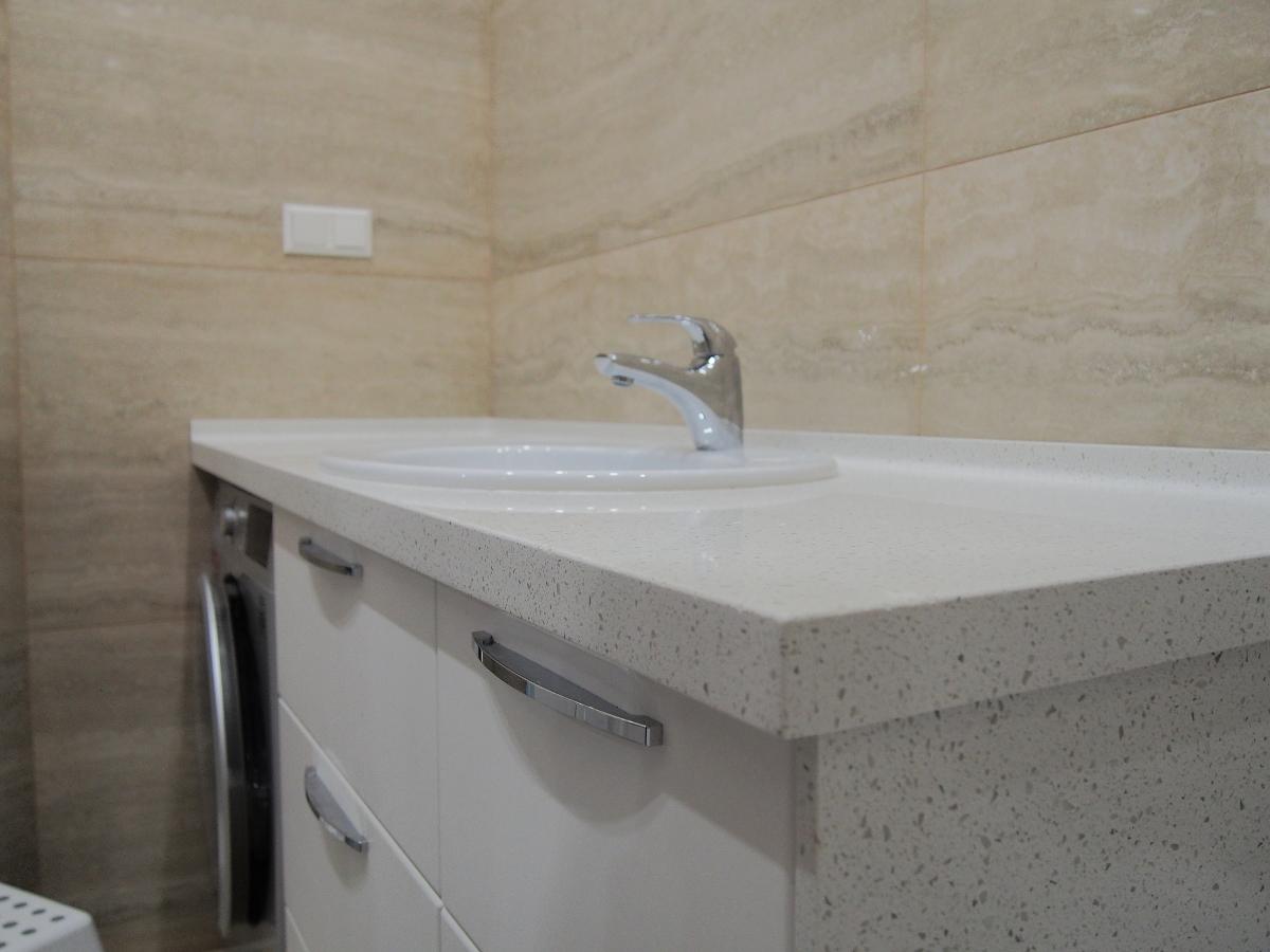 Классический заказ мебели для ванной комнаты