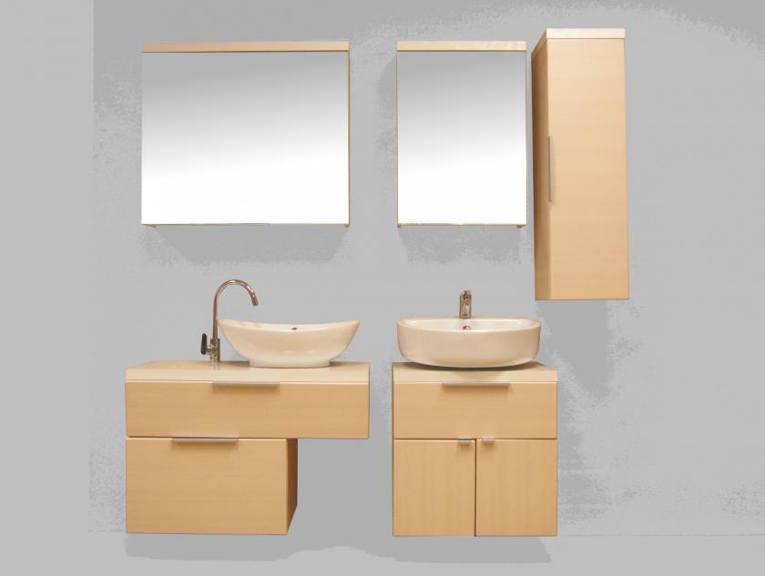 Новый подход к мебели в ванной